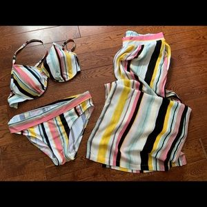 Skye bathing suit and matching pants